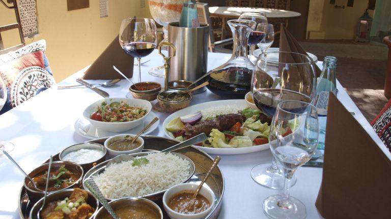 Metro Boutique Hotel Frankfurt   Spezialitäten des Nepali Chulho