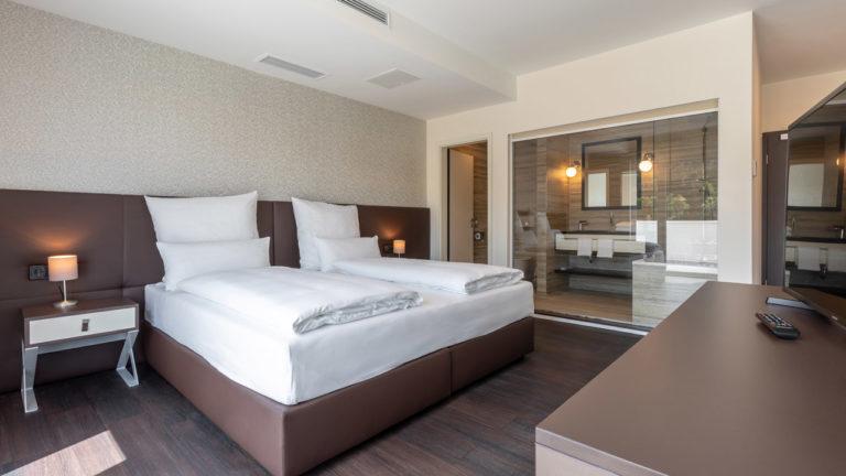 Die Suite des TRIP INN Hotels in Wetzlar