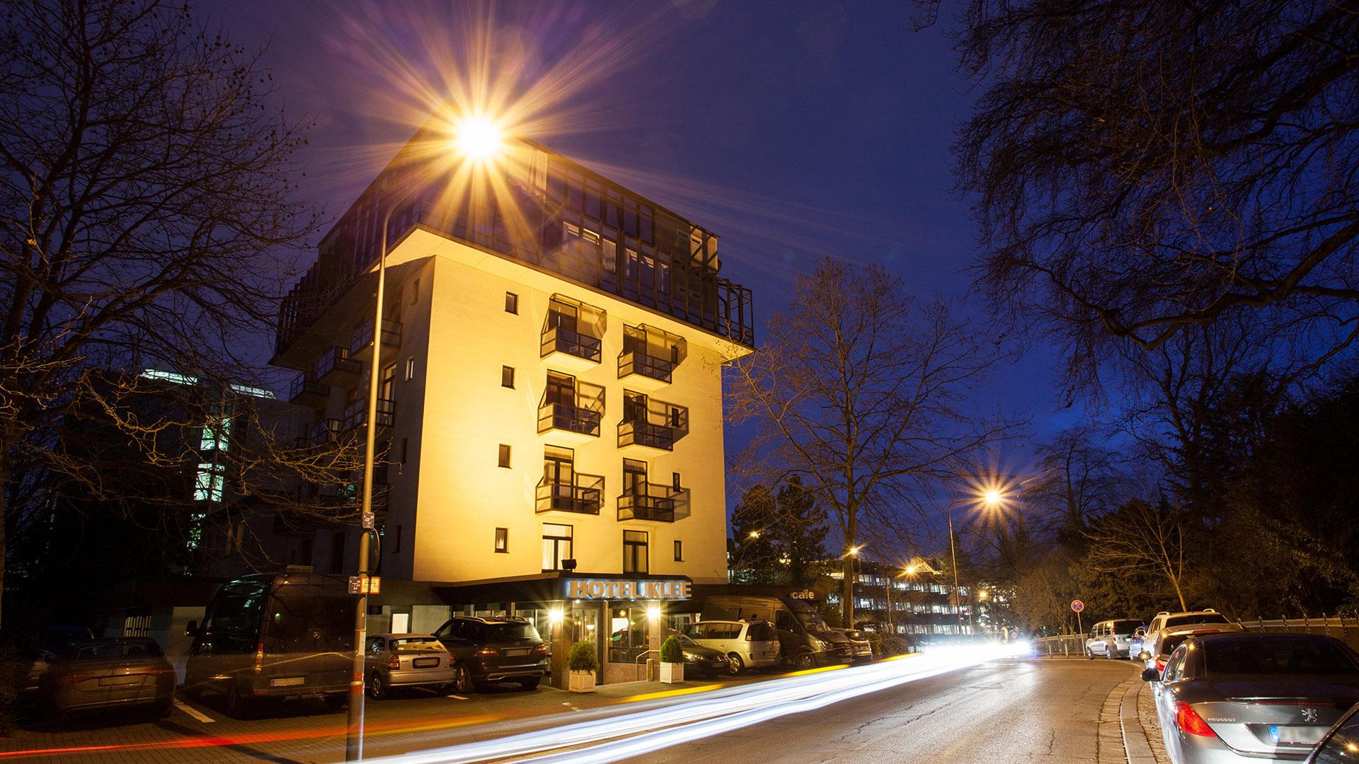 Ab Dezember bei TRIP INN: das Hotel Klee am Park in Wiesbaden