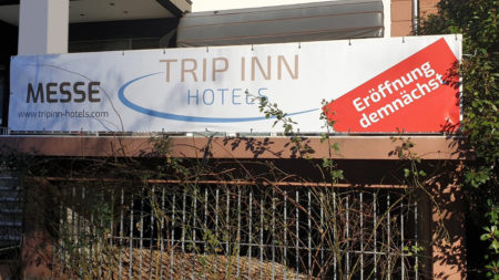 TRIP INN eröffnet Messe Hotel im Frankfurter Westend