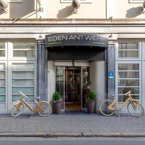 Eden Resort Suites: Hotel Eden Antwerp
