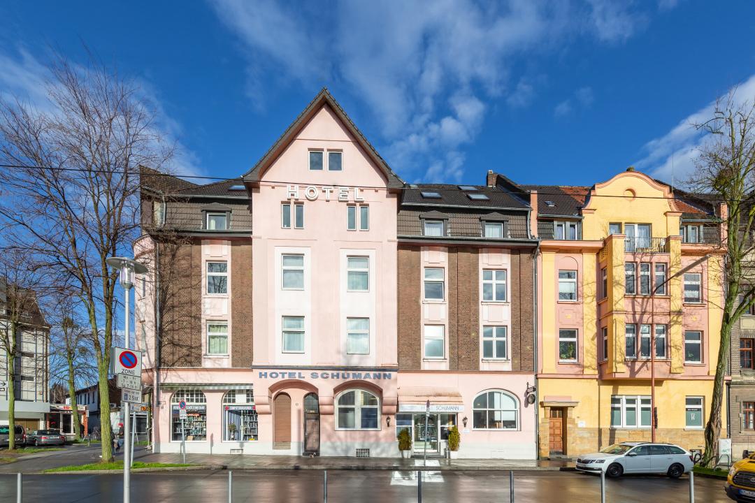 Trip Inn Hotel Schumann Dusseldorf Inklusive Wlan Und Fruhstuck