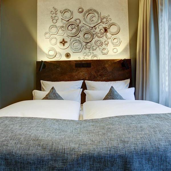 Trip inn hotels boutique 019 essen city designhotel for Design hotel essen