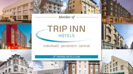 TRIP INN: Unvergleichliche Hotels für unvergleichliche Gäste