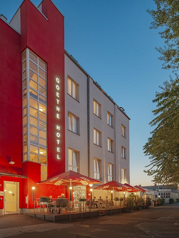 Trip Inn Goethe Classic Hotel Nur Hier Bis Zu 10 Sparen