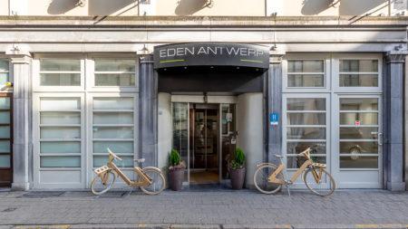 Eden Hotel Antwerpen: Auf den Spuren der Diamanten