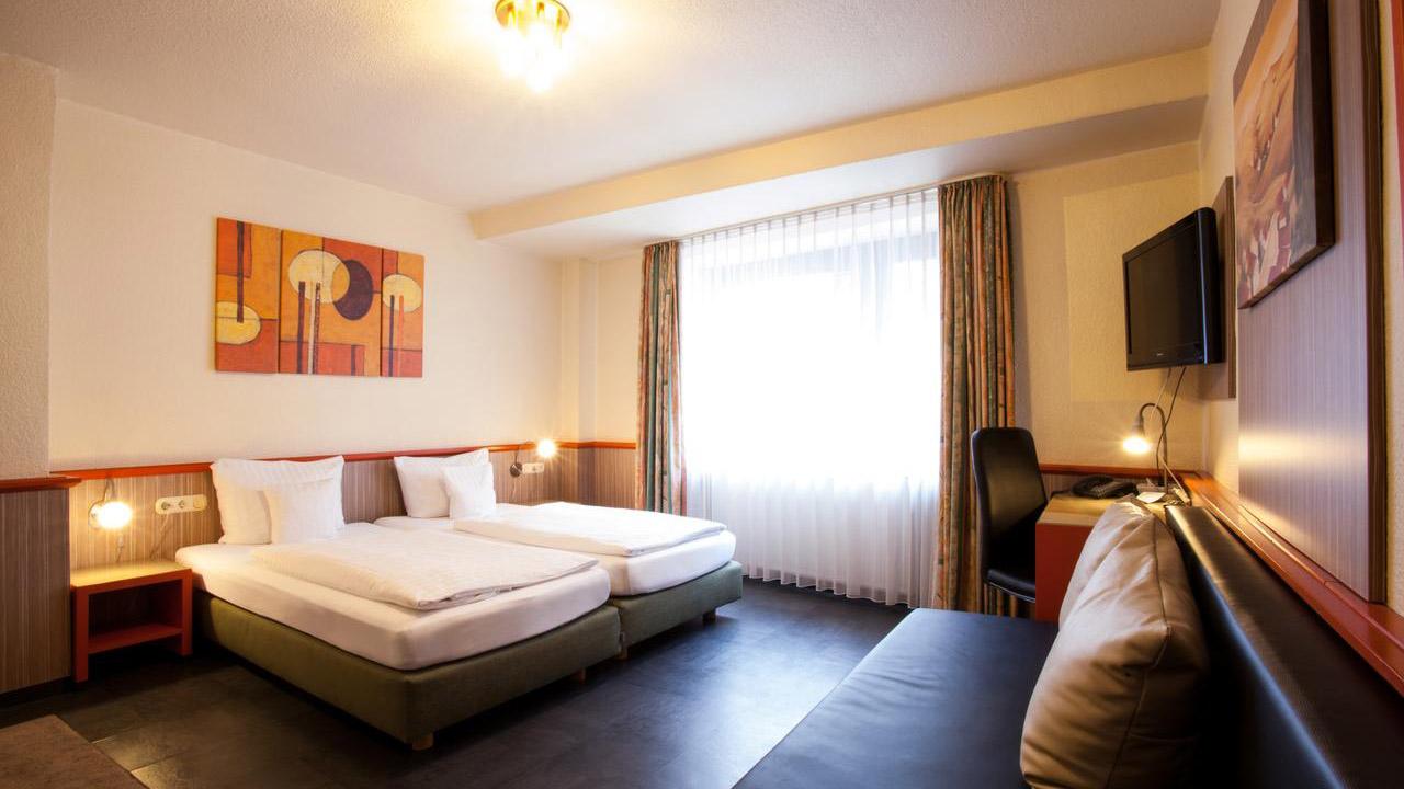 Komfortables Hotel im Herzen der Domstadt