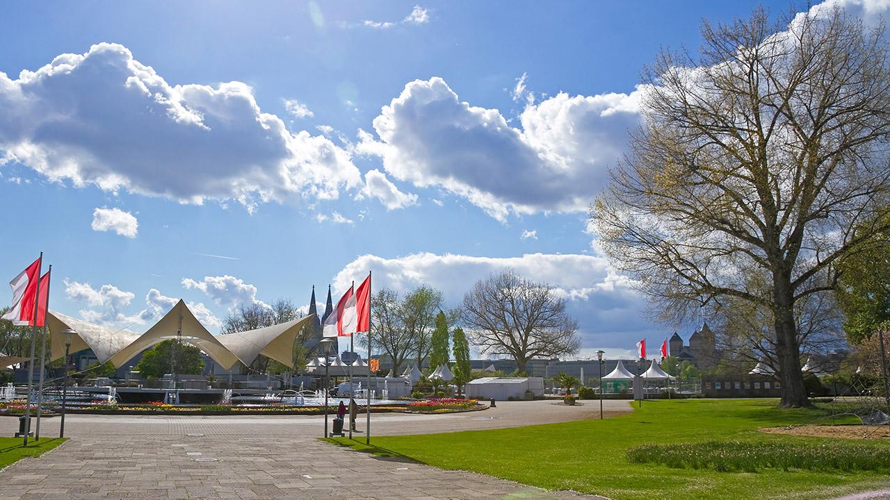 koeln-freizeittipps_Rheinpark+Tanzbrunnen