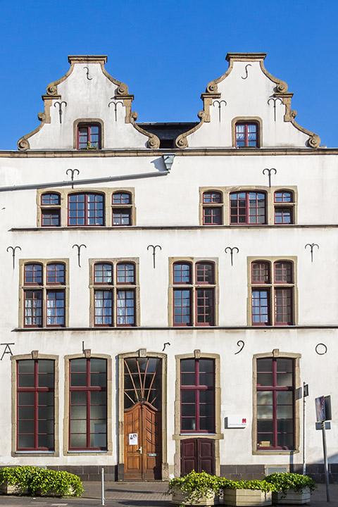 Wohnhaus Großer Griechenmarkt 37-39