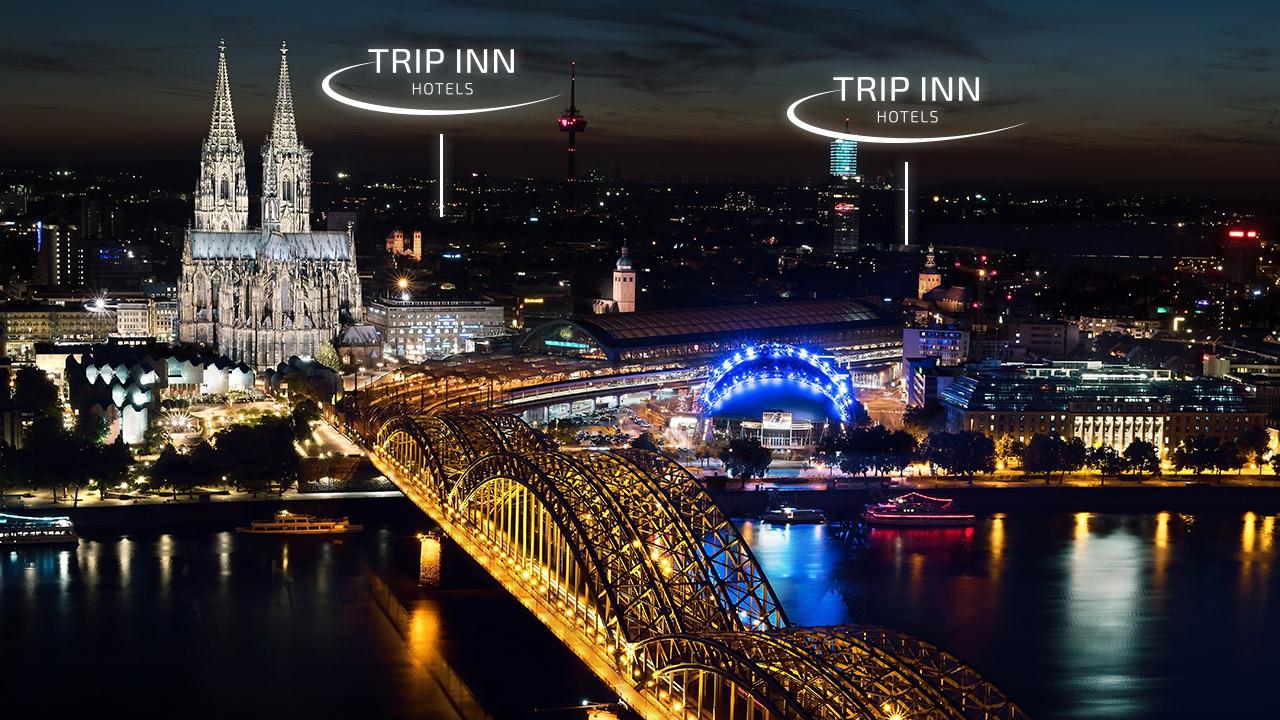 TRIP INN Hotels in Kürze auch in Köln