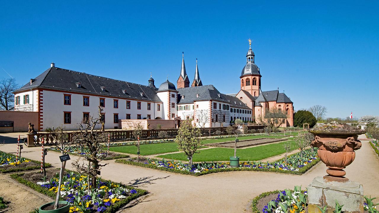 KlosterSeligenstadt