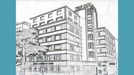 Das Essener Osram-Haus wird zum TRIP INN Living & Suites
