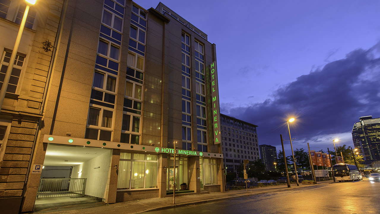 TRIP INN übernimmt Hotel Minerva am Frankfurter Hauptbahnhof